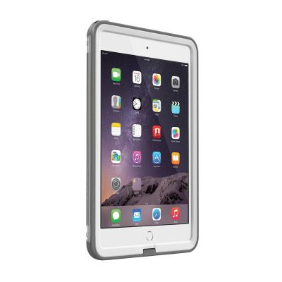 Otterbox tablet case: LifeProof NUUD Shell-Case for iPad Mini, Waterproof - Wit