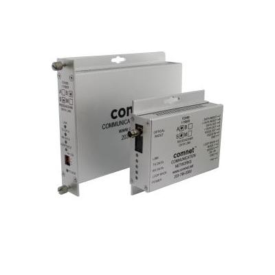 ComNet RS232, RS422, RS485(2W & 4W), Mini Media converter