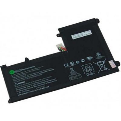 HP Li-Ion 2860mAh notebook reserve-onderdeel - Zwart