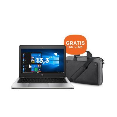 Hp laptop: ProBook 430 G4 13.3 inch 128GB + GRATIS tas (P6N20AA) - Zilver