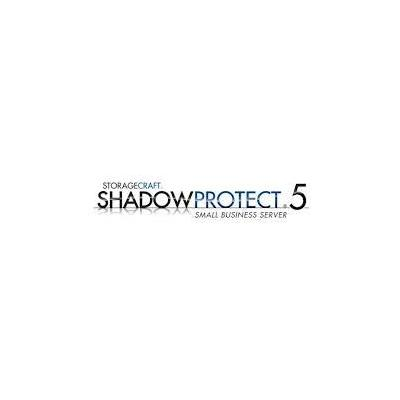 StorageCraft ShadowProtect SBS Edition v 5.x, Mnt, 1 Y Backup software