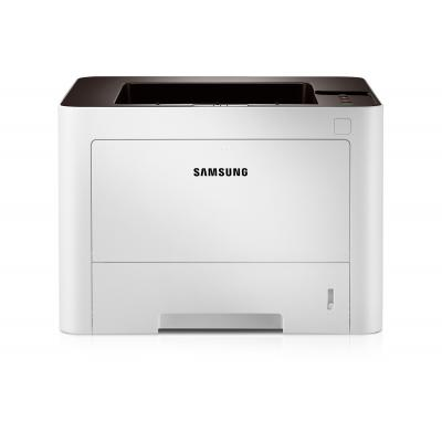 Samsung laserprinter: ProXpress M3325ND Zwart/Wit