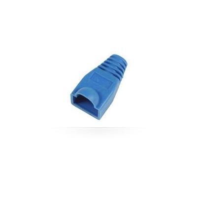 Microconnect kabelbeschermer: Boots RJ45, 25pack - Blauw