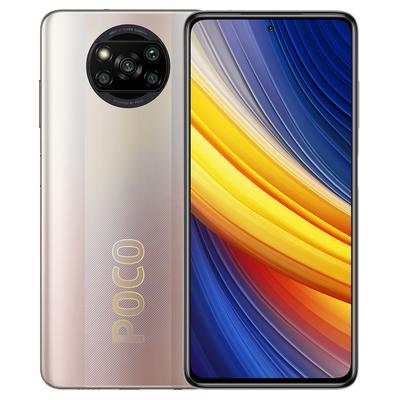 POCO X3 Pro Smartphone - Brons 256GB