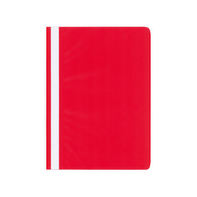 Kangaro filling pocket: A4, Rood