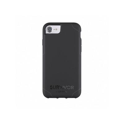 Griffin Survivor Journey Mobile phone case - Zwart, Grijs