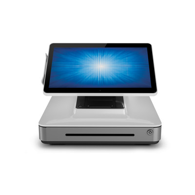 Elo Touch Solution E347129 POS terminal - Grijs, Wit