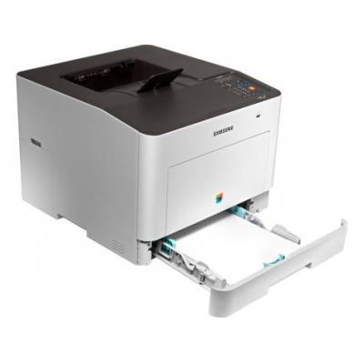 Samsung laserprinter: CLP-680DW - Zwart, Cyaan, Magenta, Geel