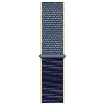 Apple Geweven sportbandje - Alaska-blauw (44 mm)