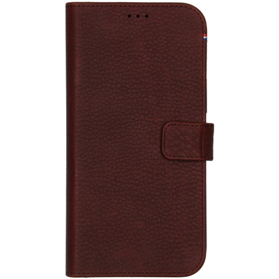 Decoded 2 in 1 Leather Detachable Wallet iPhone 12 Pro Max - Bruin - Bruin / Brown Mobile phone case