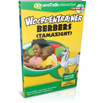 Eurotalk educatieve software: Woordentrainer, Berbers (Tamazight)