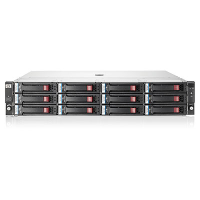 Hewlett Packard Enterprise D2600 SAN