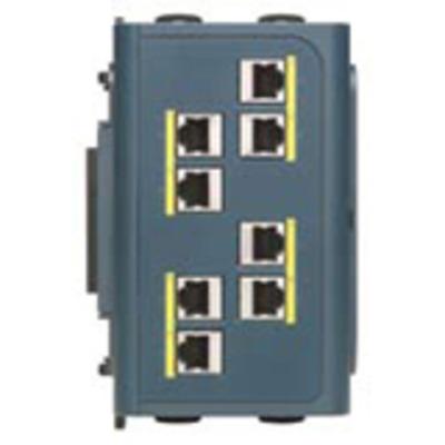 Cisco netwerk switch module: 8 x 10/100 TX, 2.8 W, 1 kg