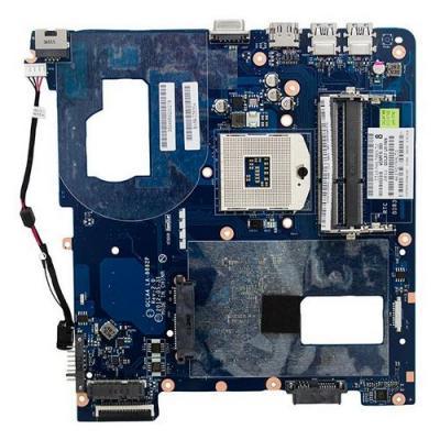 Samsung notebook reserve-onderdeel: Motherboard - Blauw