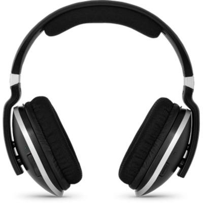 TechniSat StereoMan 2 Headset - Zwart, Zilver