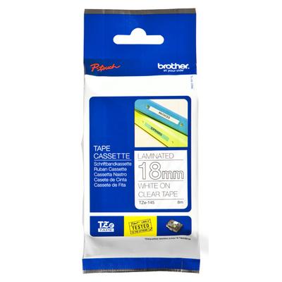 Brother TZE-145 labelprinter tape