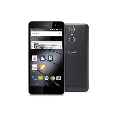 Gigaset smartphone: GS160 - Zwart