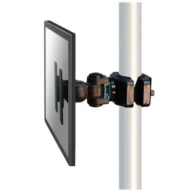 Newstar muur & plafond bevestigings accessoire: Monitor Mount for mounting on poles (diameter 35-60 mm) for single .....