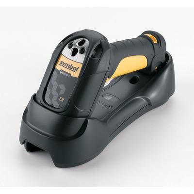 Zebra barcode scanner: LS3578-ER - Zwart, Geel