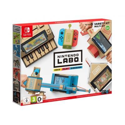 Nintendo hardware: Labo: Variety Kit  Switch
