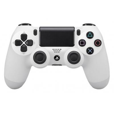 Sony game controller: DualShock 4, PS4 - Wit