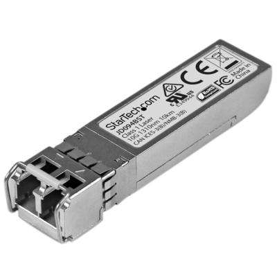 StarTech.com HP JD094B compatibel SFP+ Transceiver module 10GBASE-LR 10 Gbps Single Mode glasvezel LC 10 km .....