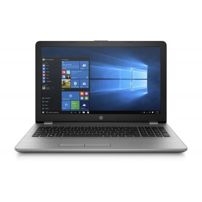 HP laptop: 250 G6 - Zilver