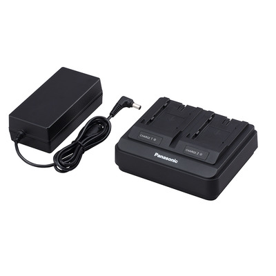 Panasonic AG-BRD50E Oplader - Zwart