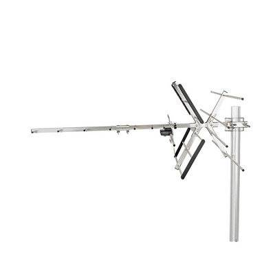 Nedis ANORUV20L8ME Antenne - Zilver,Zwart