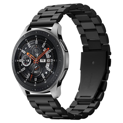 Spigen Galaxy Watch (46mm) Watch Band Modern Fit (22mm) - Zwart