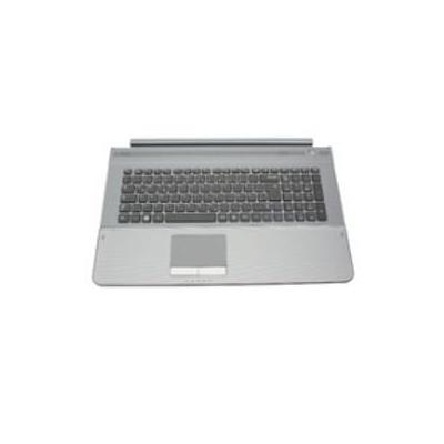 Samsung laptop accessoire: Unit Housing Top Cover - Grijs