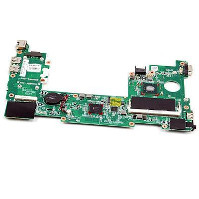 Hp notebook reserve-onderdeel: System board with Intel Atom N455 1.66-GHz processor, 512-KB level 2 cache, 667-MHz FSB, .....