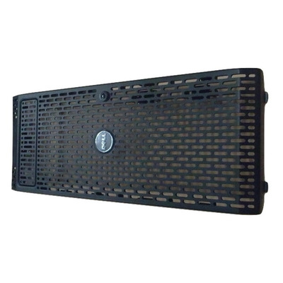 Dell rack toebehoren: Omlijsting, PowerEdge T630, CusKit - Zwart
