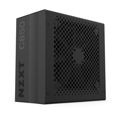 NZXT C850 Power supply unit - Zwart