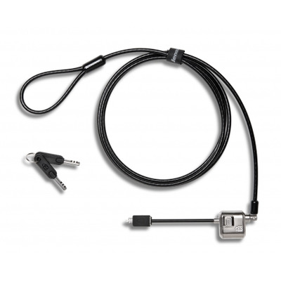 Lenovo 4X90H35558 Kabelslot - Zwart, Roestvrijstaal