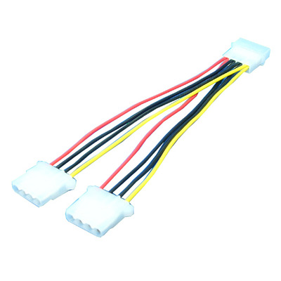LogiLink CP0001 - Zwart, Rood, Geel