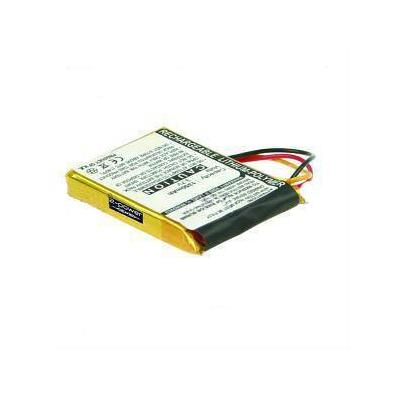 2-power : GPI0001A - Li-Ion, 3.7 V, 1200 mAh, yellow/black - Zwart, Geel