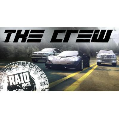 Ubisoft : The Crew – Raid Car Pack
