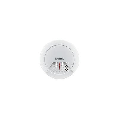 D-link rookmelder: Home Smoke Detector, Z-Wave, 85dB Alarm, Tamper-proof, AES128, 130g - Wit