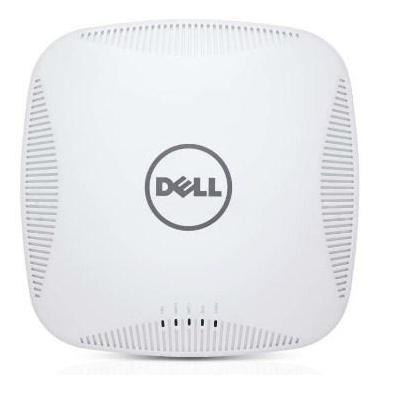 Dell access point: PowerConnect W-IAP215 - Wit