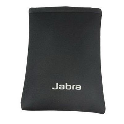 Jabra Nylon Headset Pouch, f/ UC Voice 150, 550, Black, 20 pcs. Koptelefoon accessoire - Zwart