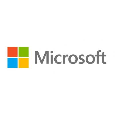 Microsoft R18-01634 software licentie