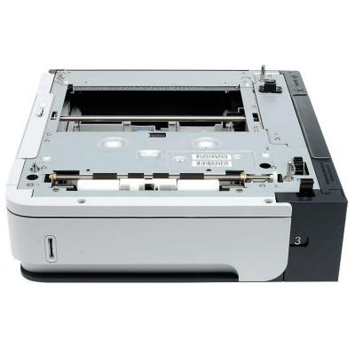 Hp papierlade: LaserJet Optional 500-sheet feeder Refurbished (Refurbished ZG)