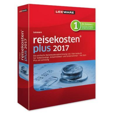 Lexware boekhoudpakket: Reisekosten plus 2017