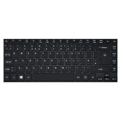 Acer Replacement keyboard, Black Notebook reserve-onderdeel - Zwart