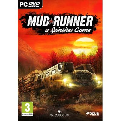 Focus home interactive game: Spintires: MudRunner  PC