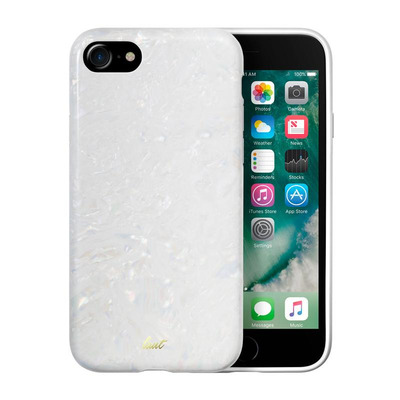 LAUT POP ARCTIC PEARL Mobile phone case - Transparant