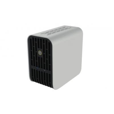 Zotac ZBOX Intel Thunderbolt 3.0, PCIe x16, 450 W, USB 3.0, 146 x 271 x 257.3 mm, 2.8 kg SAN - Zwart, Grijs