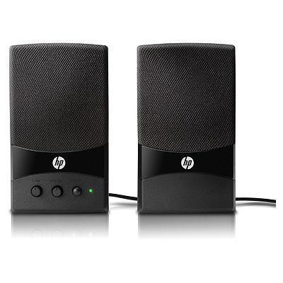 Hp Speaker: Multimedia Speakers - Zwart