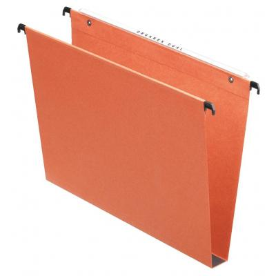 Esselte hangmap: Orgarex Kori verticale hangmap - Oranje